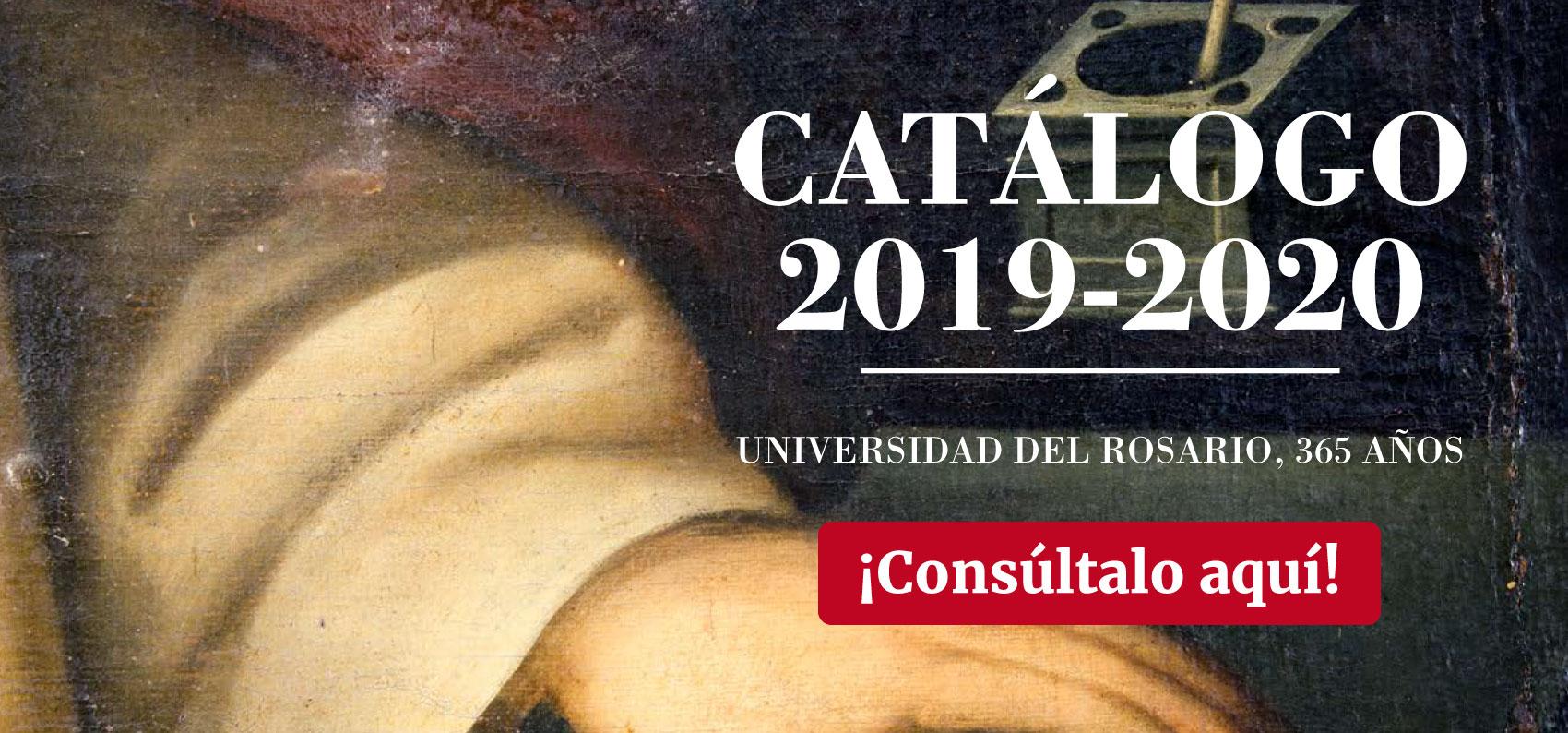 Catalogo 2019 - 2020